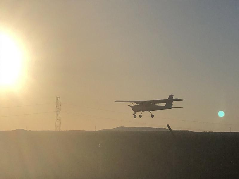 aerodromo extremadura badajoz ulttraligero moral 1